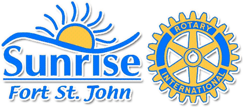 Sunrise Rotary Club of Fort St John