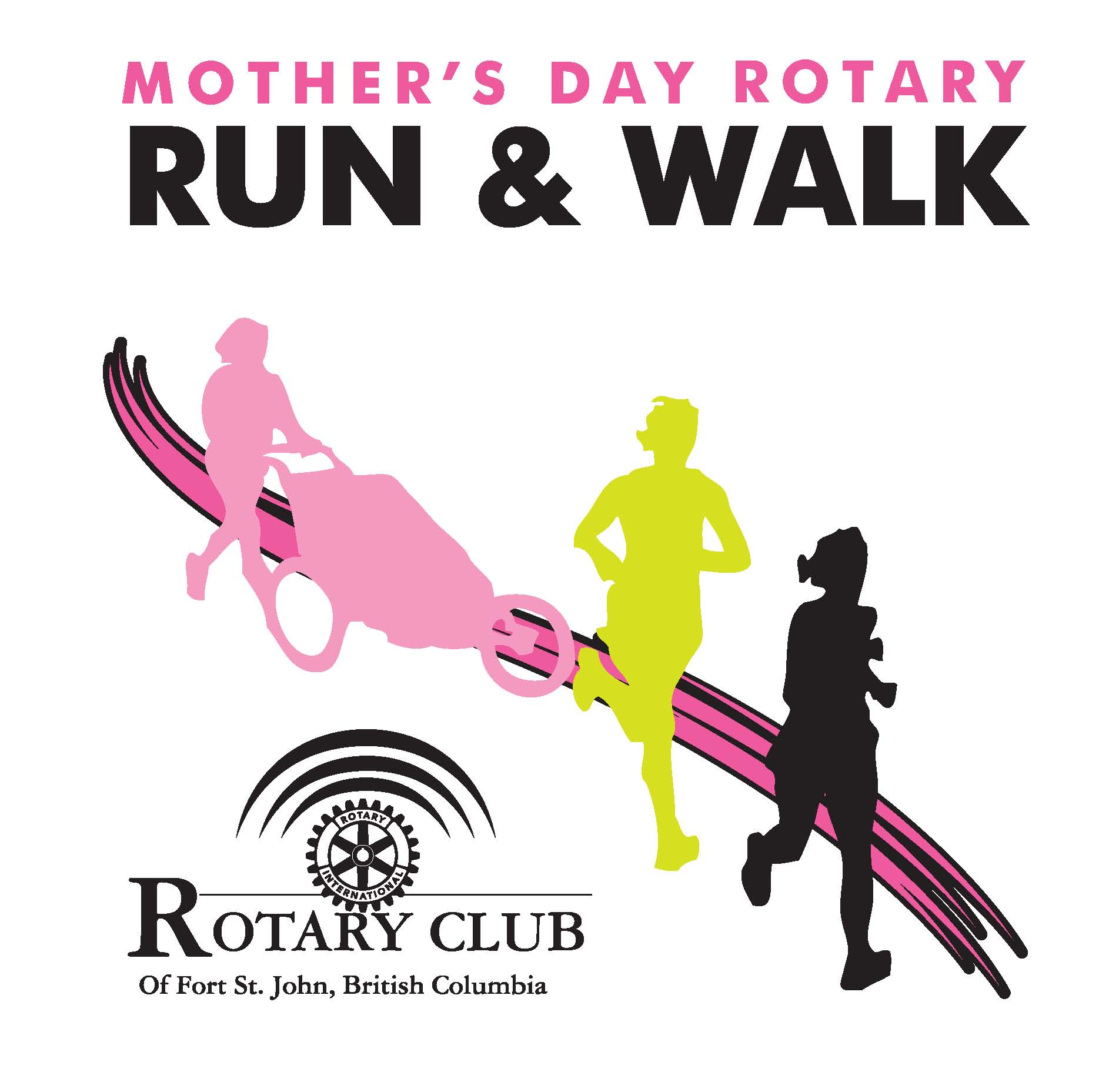mothers day run and walk
